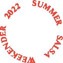 Summer salsa weekender 2022 red